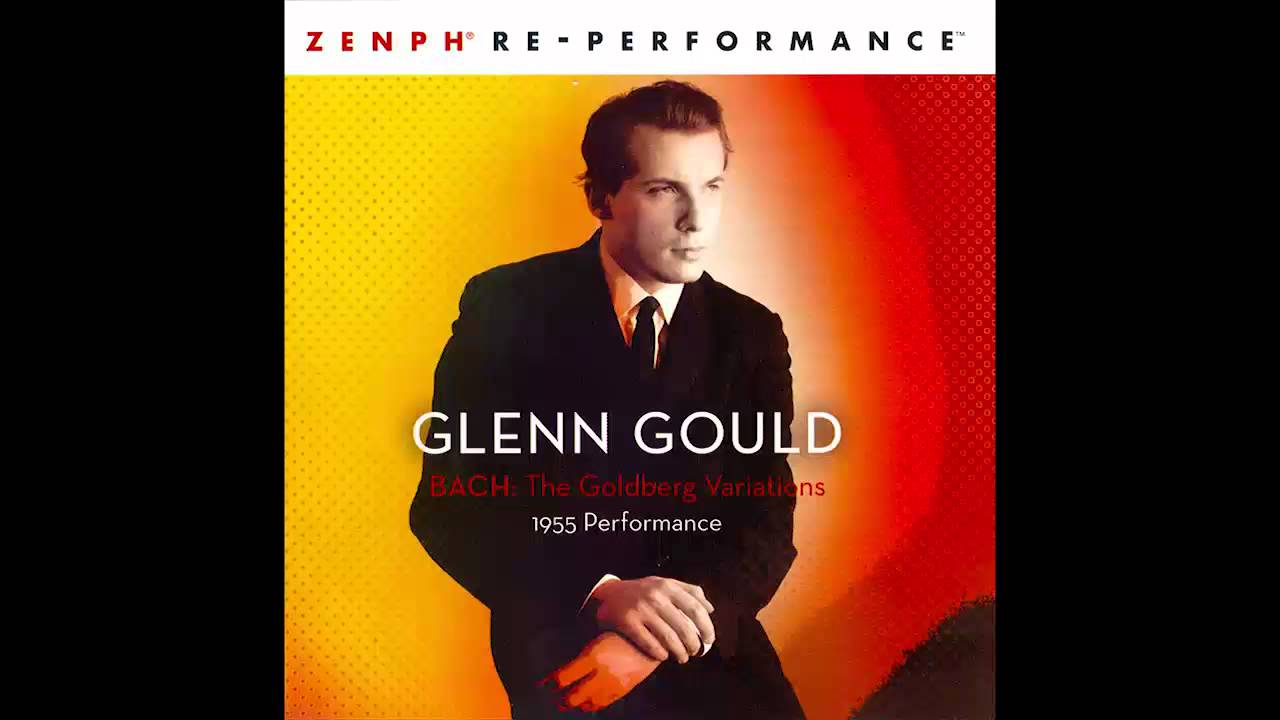 glenn gould plays bach the goldberg variations bmv 998 zenph re performance youtube. Black Bedroom Furniture Sets. Home Design Ideas