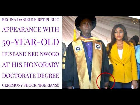Regina Daniels First Public Appearance with Husband Ned Nwoko Shock  Nigerians