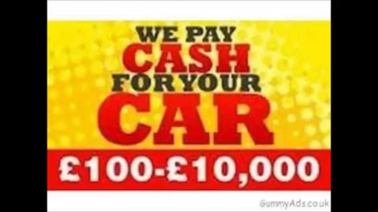 We Buy Your Car Redditch Scrap My Car Redditch Cars For Cash For My ...