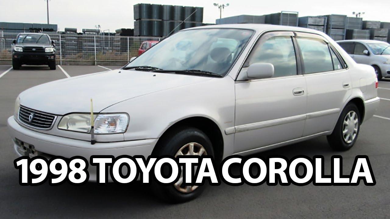 Kekurangan Toyota Corolla 1998 Review