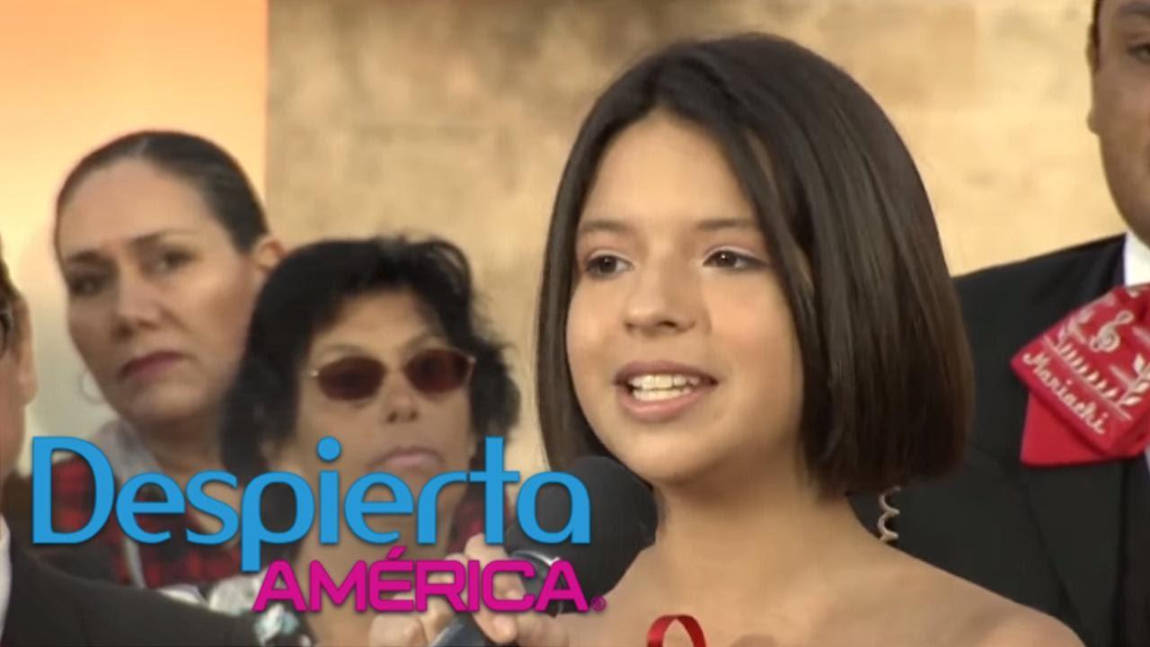 ángela Aguilar Tiene El Tour Ideal Para Los Angeles Youtube
