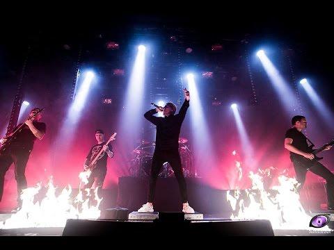 Parkway Drive - Bottom Feeder [IRE European Tour 2016 Live In Berlin]