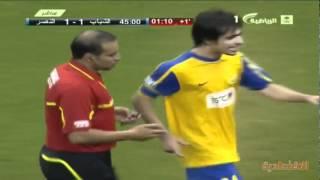 Al Nassr vs Al Shbab king's cup 2-1 2017 Video