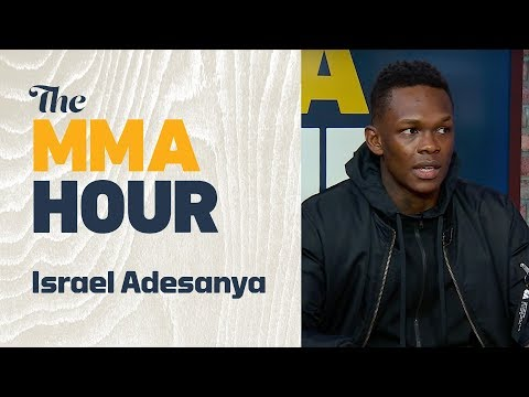 Israel Adesanya Explains Why Derek Brunson 'Played Himself' At UFC 230