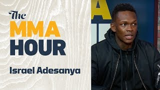 Israel Adesanya Explains Why Derek Brunson 'Played Himself' At UFC 230