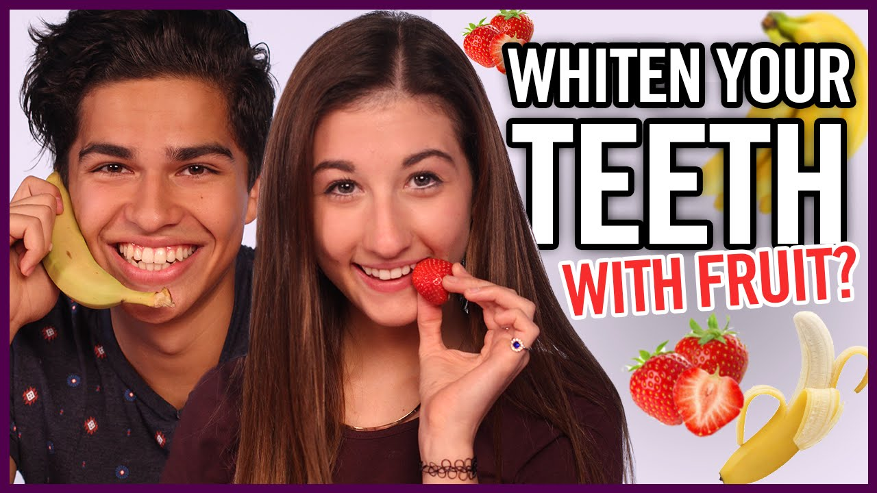 diy teeth whitening makeup mythbusters w maybaby and
