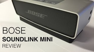 Bose Soundlink Mini Review - The Brilliant Little Speaker
