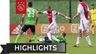 Highlights Ajax - Southampton