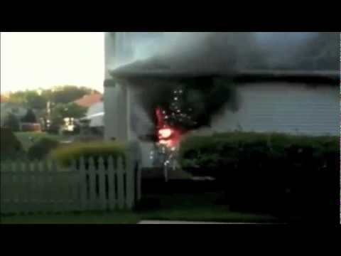 Smart Meter Fire Just How Safe Are They Again Youtube