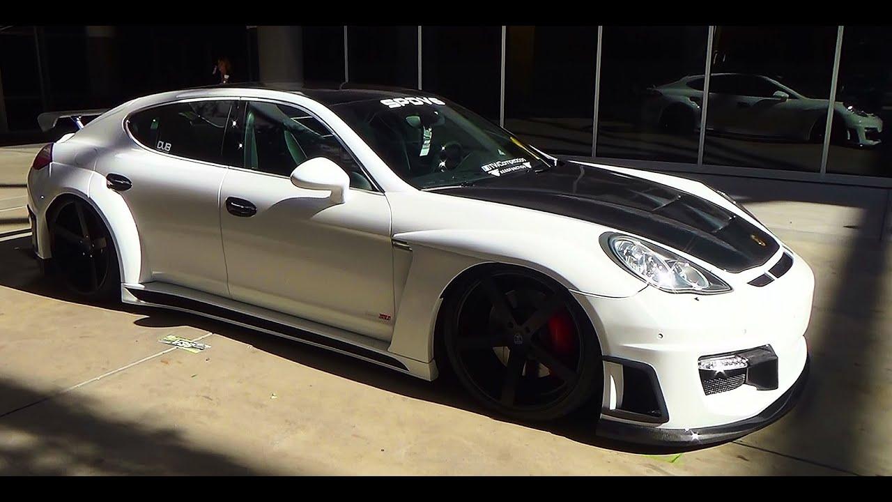 2010 Porsche Panamera Sema 2017