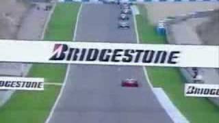 F1 1997 European GP First Lap (MTV3)