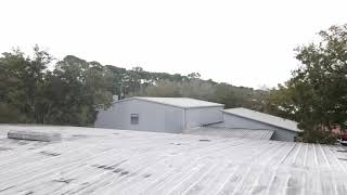 Drone photography Roof Video Wickham Rd Melbourne Florida
