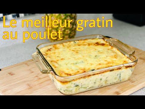 le-meilleur-gratin-au-poulet,-pommes-de-terre-et-courgettes-À-la-crÈme-bÉchamel-😋-deli-cuisine