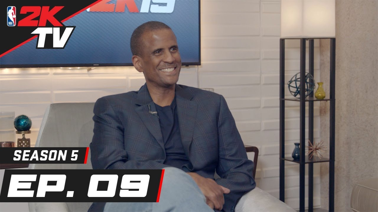 David Aldridge - NBA 2KTV S5. Ep.9
