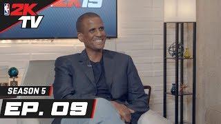 David Aldridge - NBA 2KTV S5. Ep.9