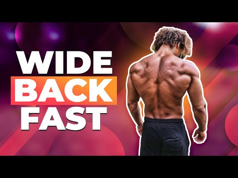 BACK WORKOUT FOR BIGGER AND WIDER LATS ALL LEVELS