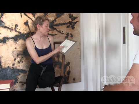 Kit Messham-Muir: Interview with Dove Bradshaw, artist, New York, 1 July 2012