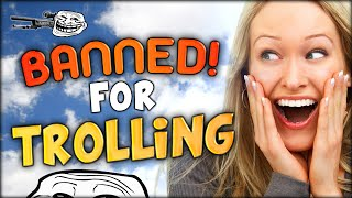 I GOT BANNED FOR TROLLING WAAAAYYY TOO MUCH, SORRY! (HILARIOUS CS:GO #3 w/ SimonHDS90)