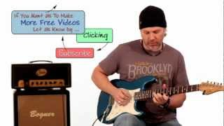 Michael Landau Arpeggio Guitar Lesson - Concept  Lick - Part 1 of 3 - Guitar Breakdown - How To Play