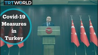 Turkey launches $15.4B aid package to fight and weather impact of Covid-19