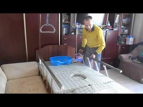 Медицинские многофункциональные кровати для лежачих больных