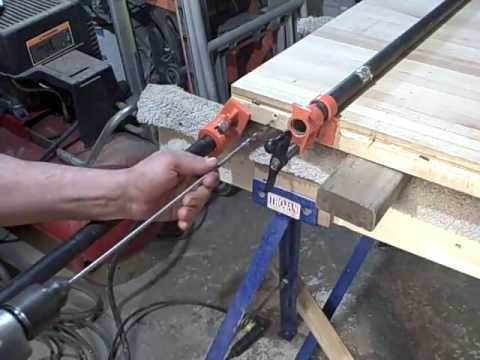 Structural Reinforcement Of A Bowling Alley Countertop