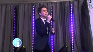 Harrison Craig sings