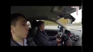 Тест-драйв Alfa Romeo MITO 2014