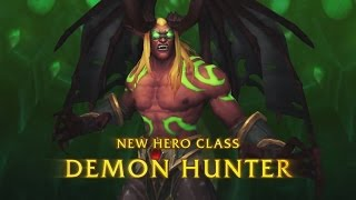 The Story of The Demon Hunters [Lore]