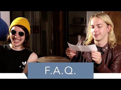 FAQ mit The Hunna (Interview)