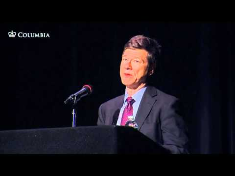 Professor Jeffrey D. Sachs: SIPA Admitted Students Day 2011