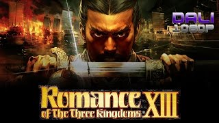 Romance of the Three Kingdoms 13 (English version) PC Gameplay 1080p