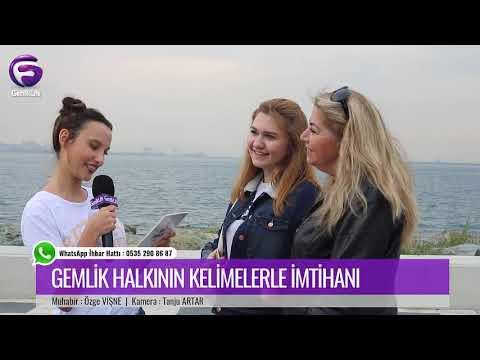 Sokak Röportajı   Gemlik Halkının Kelimelerle Imtihanı