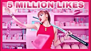 All KPOP Music Videos With Over 5 Million Likes
