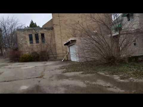 Abandoned Exploration Saint Agnes Catholic Church in Dayton, Ohio (The Rectory and House) Video 4
