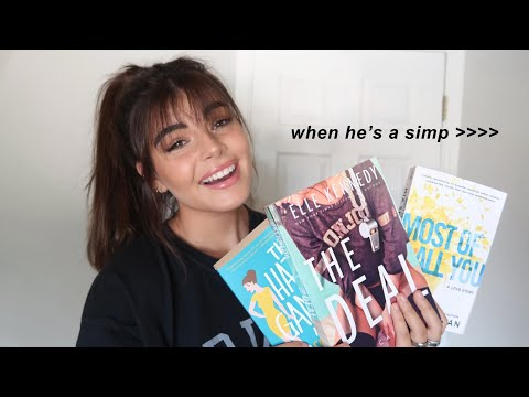 'boy falls first' romance book recommendations