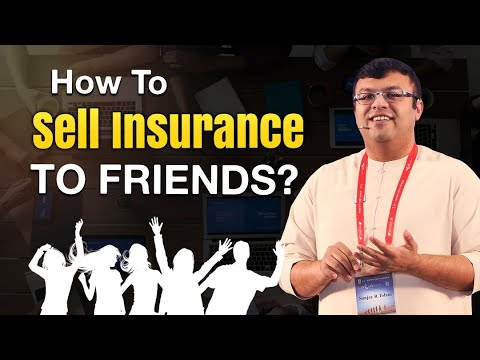 How To Sell Insurance To Friends | Insurance Concept Presentation | Dr. Sanjay Tolani
