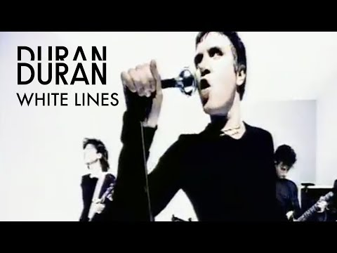 Duran Duran - White Lines (Extended) (Official Music Video)