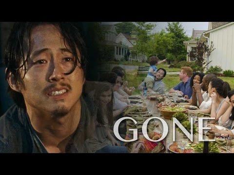 The Walking Dead: Glenn Rhee || Gone