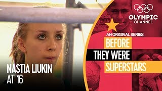 Teenage Nastia Liukin Worked Hard for Olympic Glory | Before They Were Superstars
