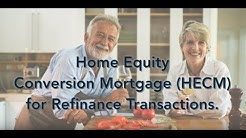 Home Equity Conversion Mortgage (HECM) Refinance Explained by KKZ