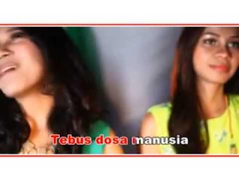 Lagu Rohani Natal Utusan Bapa by Clasikha Trio (Mikha Sherly Marpaung, siska, claudia)