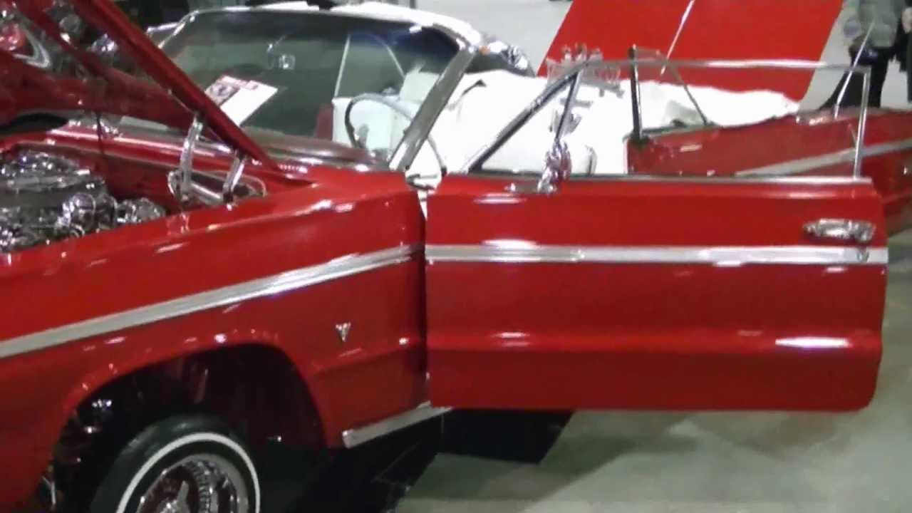 Convertible 62 chevy impala ss convertible for sale : 1964 Chevy Impala SS Convertible HD - YouTube