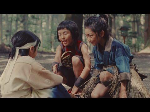 三太郎の出会いのエピソードが明らかに 子供時代の桃ちゃん役は…… au三太郎シリーズ 新CM「三太郎の出会い」編 #Santarou #CM