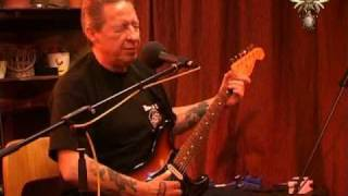 Ron Hacker - Big leg woman - Live at Blues Moose radio