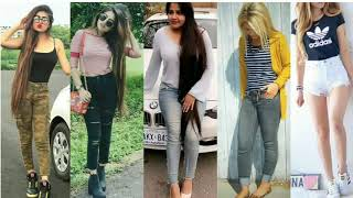 Latest youth outfits/ Teens girls Fashion Trends/Outfits Idea for girls/ Thakur fashion collection