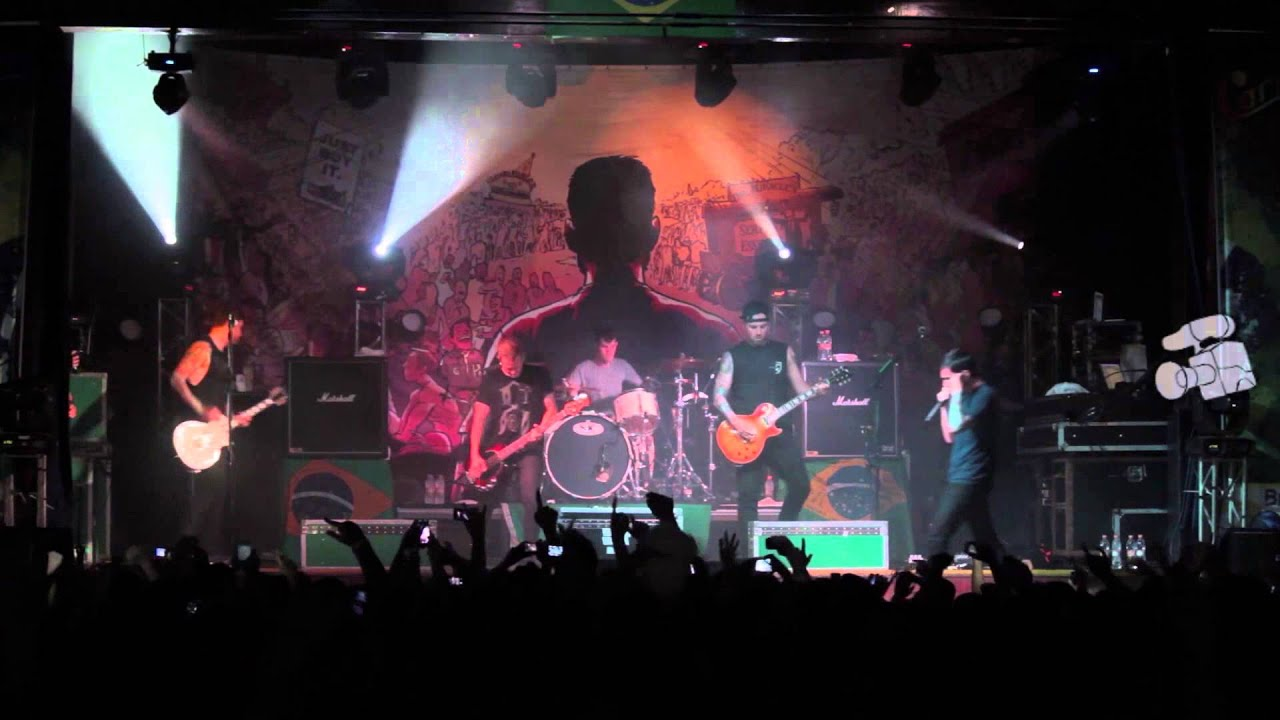 A Day To Remember - 2nd Sucks (Live in Sao Paulo/Brazil ... A Day To Remember Live 2014