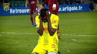 VIDEO: FC Nantes - FC Metz : les actions nantaises