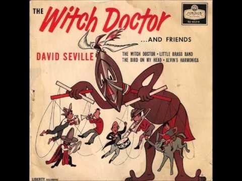 David Seville - The Bird On My Head