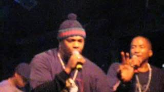Busta Rhymes - Put Your Hands Where My Eyes Could See Live